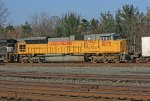 UP 8075 on NS 261