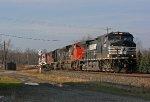 NS 9653 on NS M4N