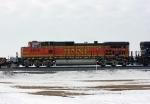 BNSF 4975 on NS 205