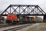 CN 5791 on NS 184