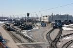 NS Bellevue Yard