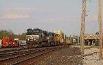 NS 9543 on NS 25T