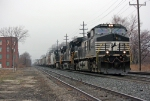 NS 9421 on NS 16E with Engineer Dave Mangold