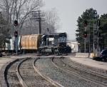 NS 3322 on NS L7R