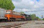 NS 8105 on NS 65T