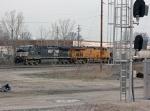 NS 9941 on NS 35N
