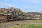 NS 2504 on NS 35N