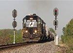 NS 5103 on NS L75