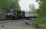 NS 9659 on NS 261