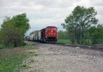 CN 5746 on NS 186