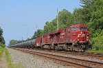 CP 8881 on NS 67W