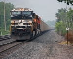 NS 9975 on NS 416 (Engineer Nick Dorsey)