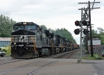 NS 9640 on NS 15N