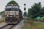 NS 9422 on NS 218