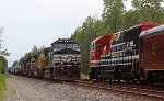 NS 911 on NS 974 & NS 9279 on NS 19A