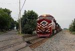 NS 8104 on NS 189