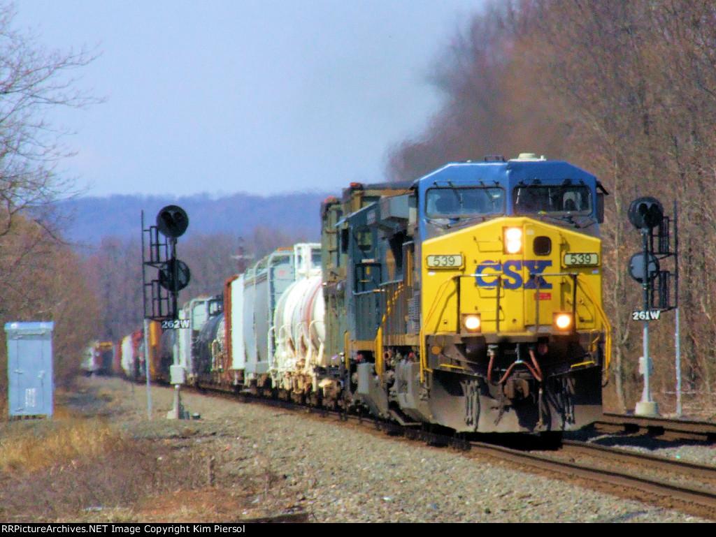CSX 539 Q300