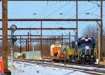 SEPTA Wire Train (Genset #70)
