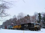 """UP """"NS Lease"""" and GMTX Leaser on NS H76"""