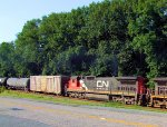 CN 2116 on NS 68Q Ethanol Loads