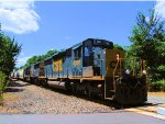 CSX 4001 SD40-3 Q300