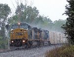 CSX 7349 Q740 Tropicana Driving Rain