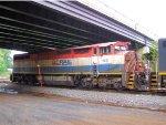BCOL 4621 - CSX K694-10 Ethanol Train Power