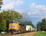 UP 5468 NS Train 211