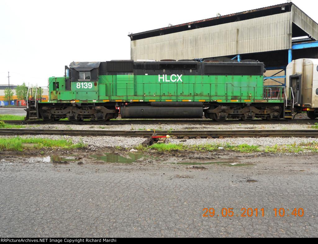 HLCX 8139