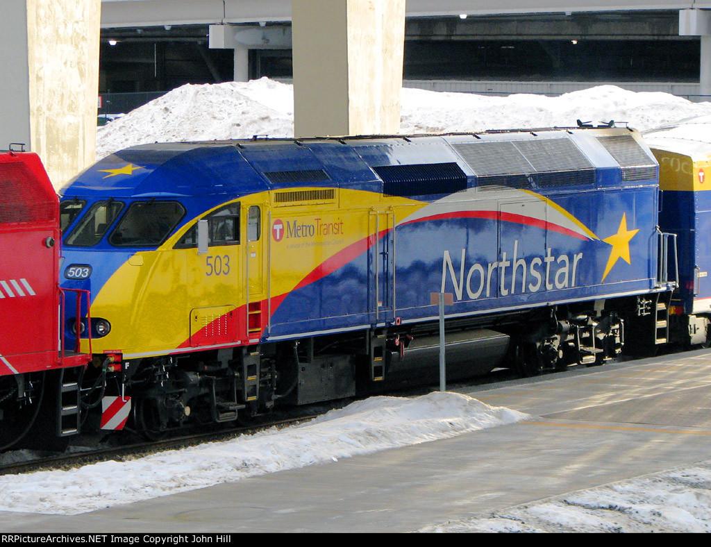 110213003 Northstar MNRX At Target Field Station