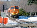 110215037 Eastbound BNSF Manifest
