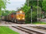 110524001 Westbound BNSF Coal Empties