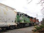 111110007 Westbound BNSF freight