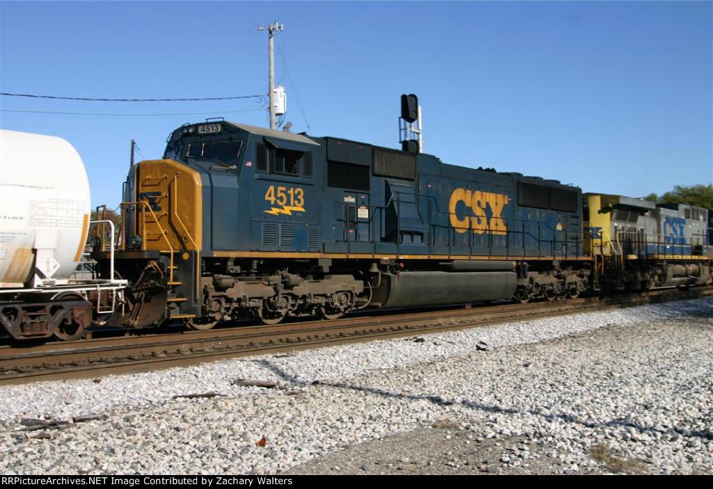 CSX 4513