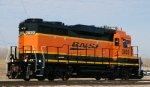 Fresh BNSF 2830