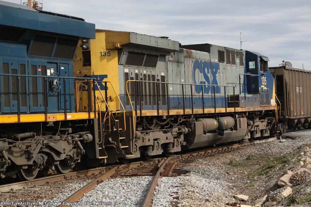 CSX 135