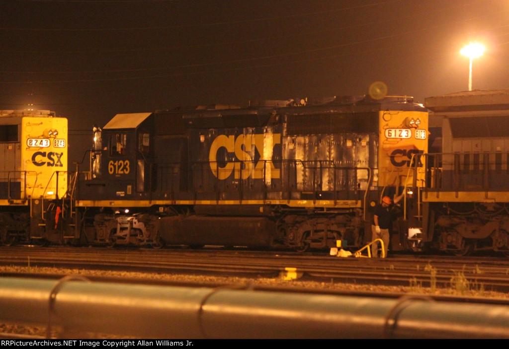 CSX 6123