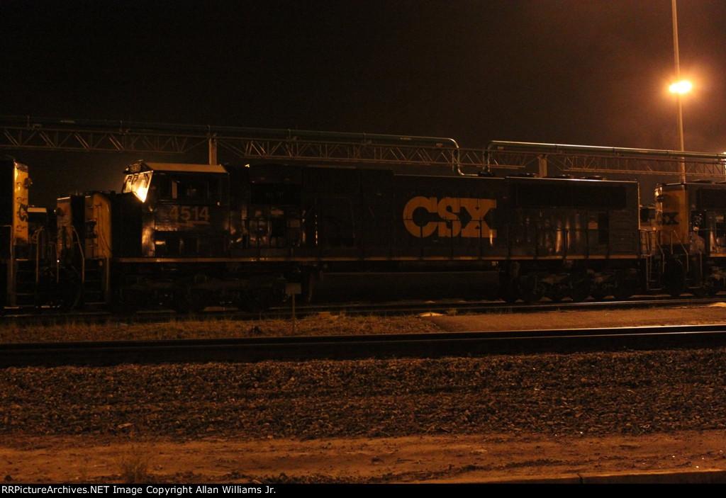 CSX 4514