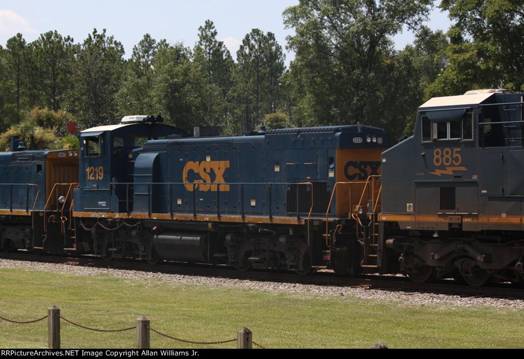 CSX 1219