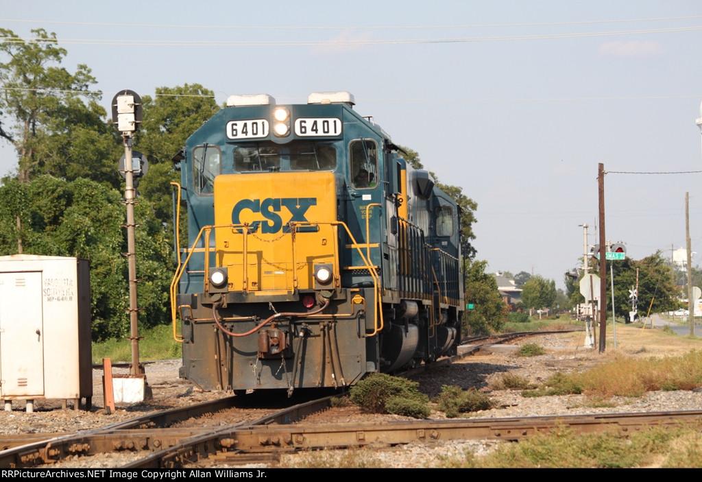 CSX 6041