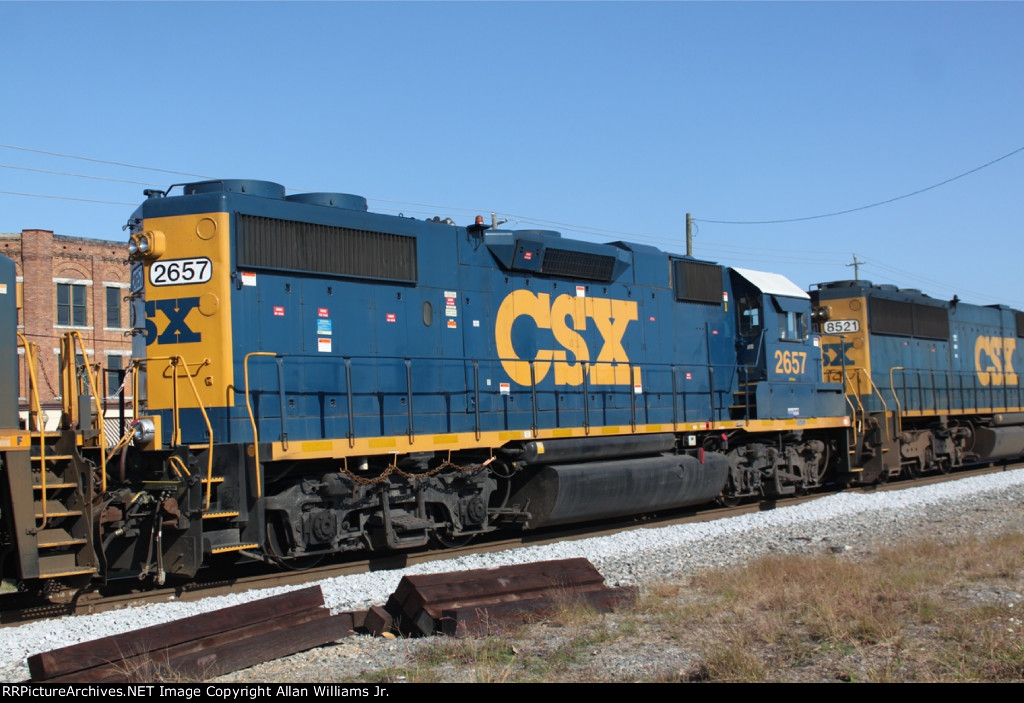 CSX 2657