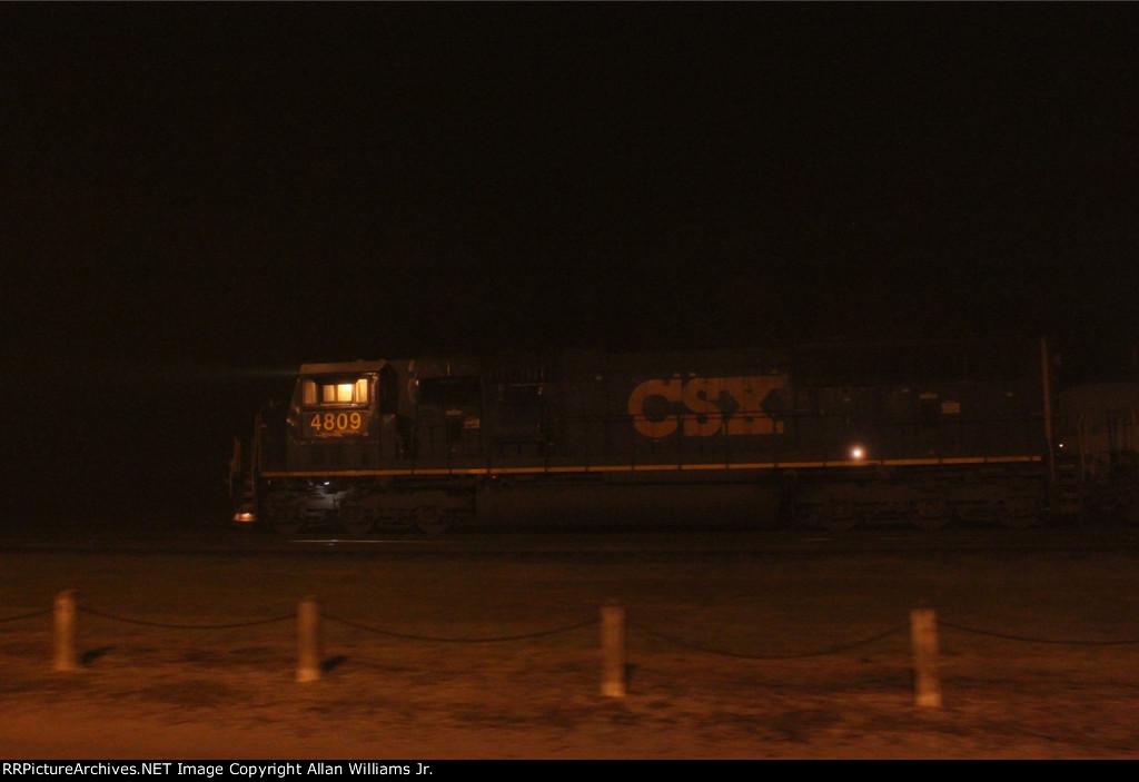 CSX 4809