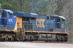 CSX 907
