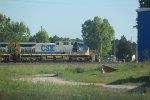 CSX 543