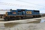 CSX 2488
