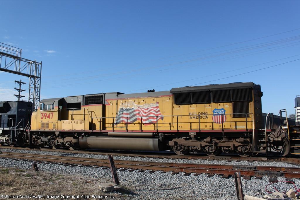 UP 3947