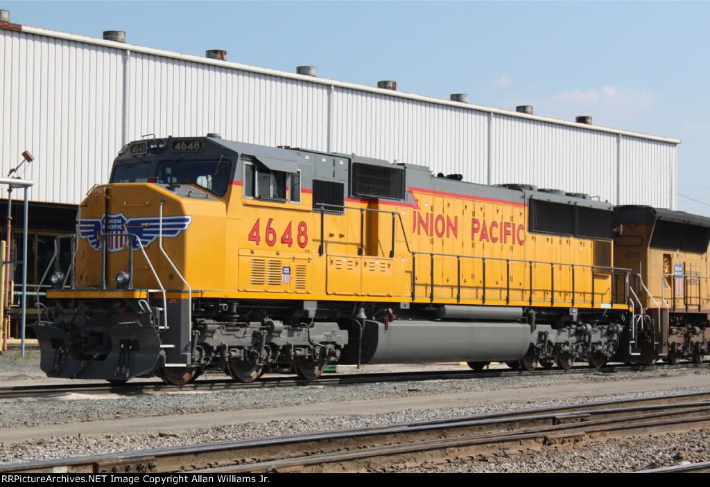 UP 4648