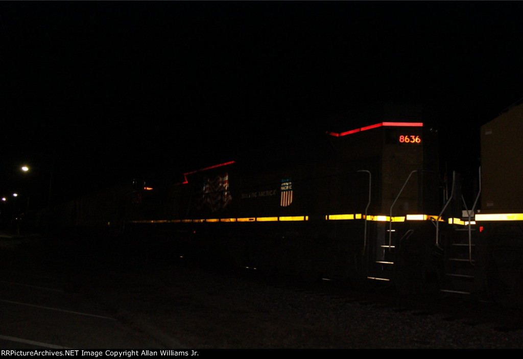 UP 8636