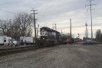 Loaded Tie Train, 96K