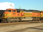 BNSF 9988 Right Side